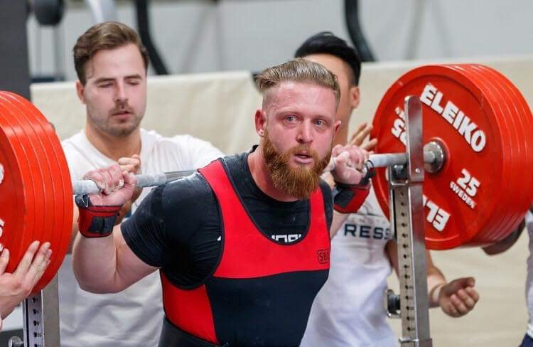 Powerlifting Article