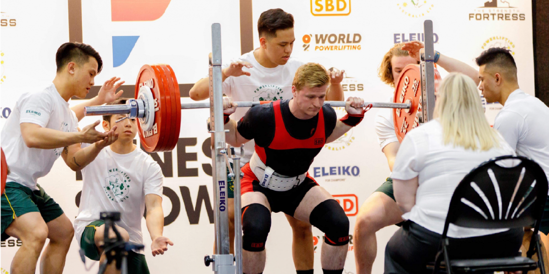 Why Powerlifters Don't Progress